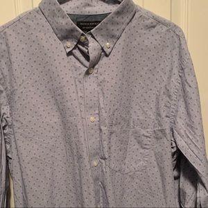 Banana Republic Standard Fit Long Sleeve Shirt